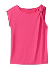 Damen T-Shirt Pittsburgh rosa