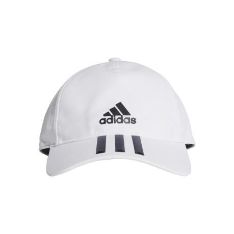 4a6af4098f7fb Gorro Con Visera Climalite colore blanco - Adidas - SportIT.com