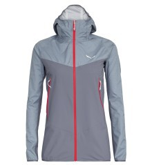 Jacket Woman Agner PTX 3L grey