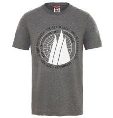 Men's T-shirt Celebration grey