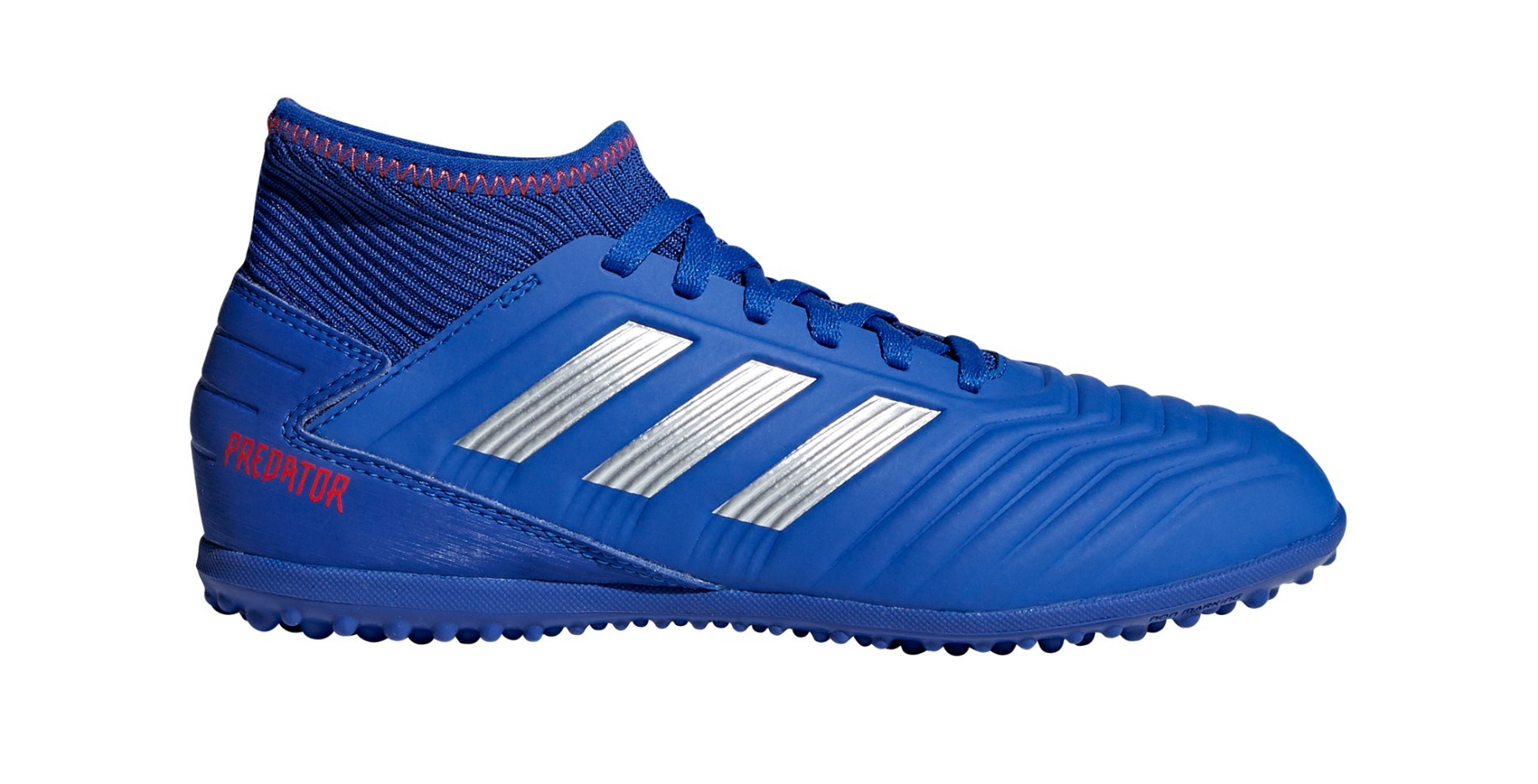 Schuhe Fussball Kinder Adidas Predator 19.3 TF Exhibit Pack