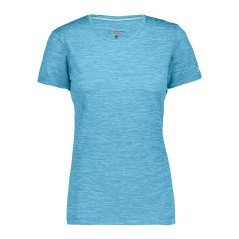 T-Shirt Hiking Women's Melange +6