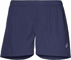 Short Running Donna Silver 4 In 1 blu