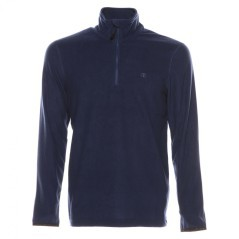 Micropile Sci Uomo Polar Fleece 1/2 Zip blu