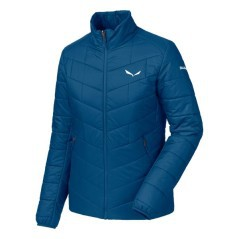 Jacket Women Hiking Fanes Tirolwool blue