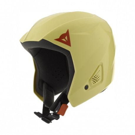Casco Snow Team Jr bianco