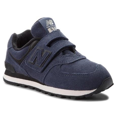 new balance bambino 574 blu