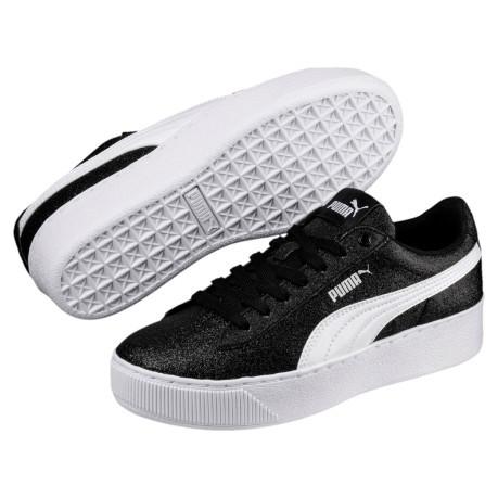 Paillettes Chaussures Fille Forme De Vikky Plate VpSUzM