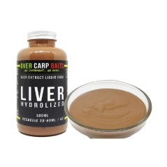 The attractor Over Extract Liquid Food Liver 500 ml
