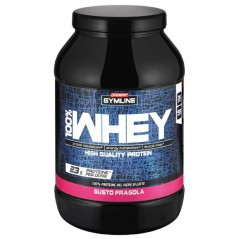 Whey Protein Gymline Concentrate Fragola