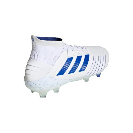 adidas Predator 19.1 FG BlancBleu