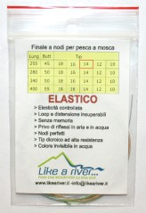 The final Elastic 255 cm / 14