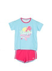 Full Girl Beach T-shirt