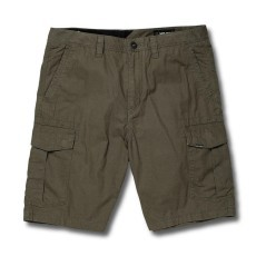 Shorts mens Miter II Cargo green
