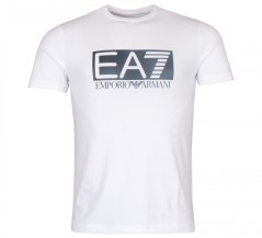 Men's T-Shirt Train Visibility white
