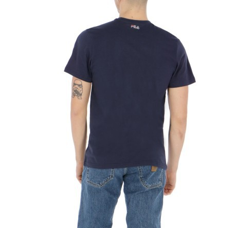 T-Shirt Uomo Paul  nero