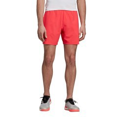 Short Tennis Man Club 7 red red red gray worn