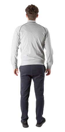 Tuta Uomo Topo Interlock Full Zip
