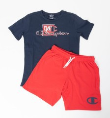 Complete Baby Shorts + T-shirt