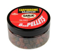 Pellet Pre-forato Carpodrome Garlic 8 mm