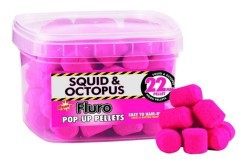 Boilies Fluro Pellets-Squid & Octopus-22 mm