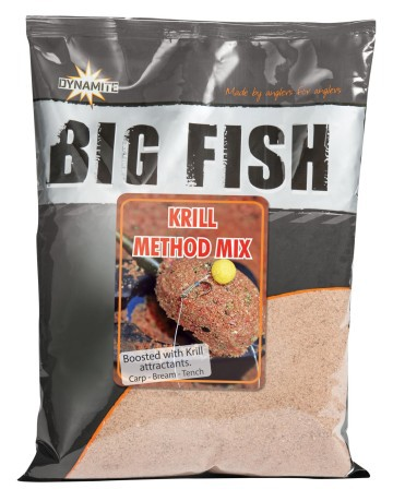 Pastura  Fish Krill Method Mix