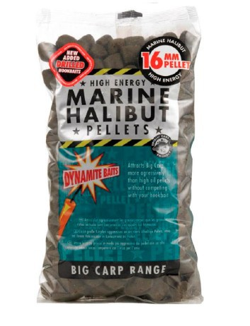 Pellet Marine Halibut 4 mm 900 g