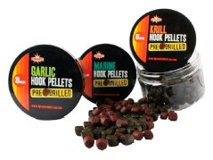 Pellet Pre-Drilled Pots Marine Halibut 8 mm