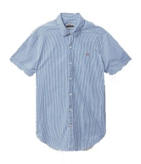 Man shirt Giulian fancy blue