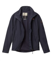 Jacket Man Shelter blue