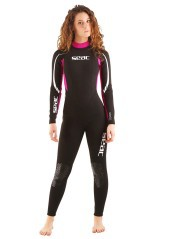 Suit Sub Woman Relaxing Short 2.2 mm