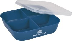 Bait Box blu 4 scomparti
