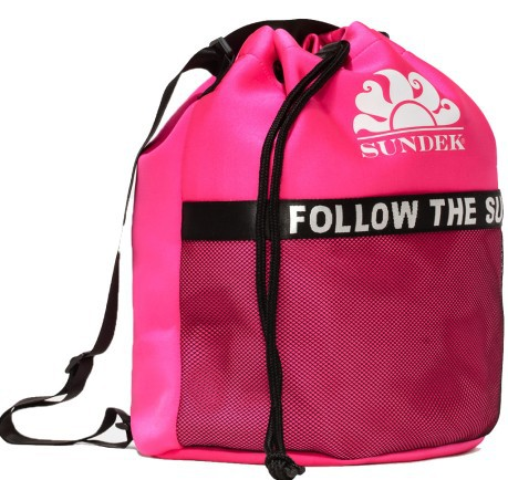 Bag Neoprene pink