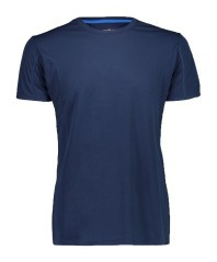 T-Shirt Trekking Man Technique blue