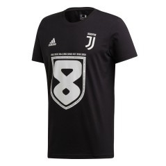 T-Shirt Celebrative Juventus 8 Badges jr