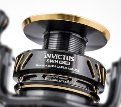 Coil Reel Invictus SW Power 8000