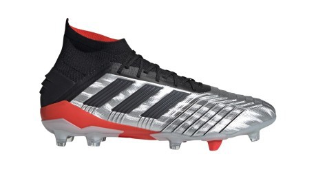 scarpe calcio adidas argento