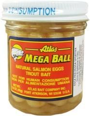 Uova salmone Megaball bianche