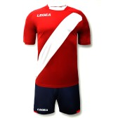 Kit Calcio Legea Lima M/C