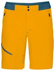 Short Man Trekking LW II orange