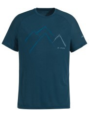 T-Shirt Trekking Man Tekoa green