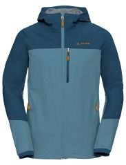 Jacket Trekking Man Skarvan blue grey