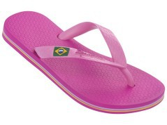 Infradito Junior Brasil Kid rosa rosa