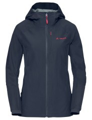 Jacket ladies Trekking Skarvan blue