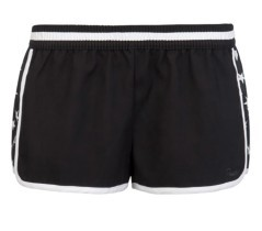 Short Donna Osira Beach nero