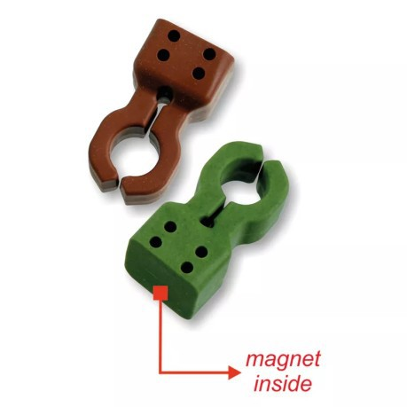 Appoggia Canne Magnetic Rod Holder