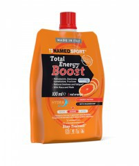 Total Energy Boots Red Orange