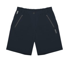 Shorts Trekking Donna Stretch blu nero