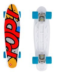 Skateboard Candy Baord Red-Imagination