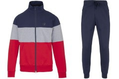 Mens Costume De Couleur-Bloc